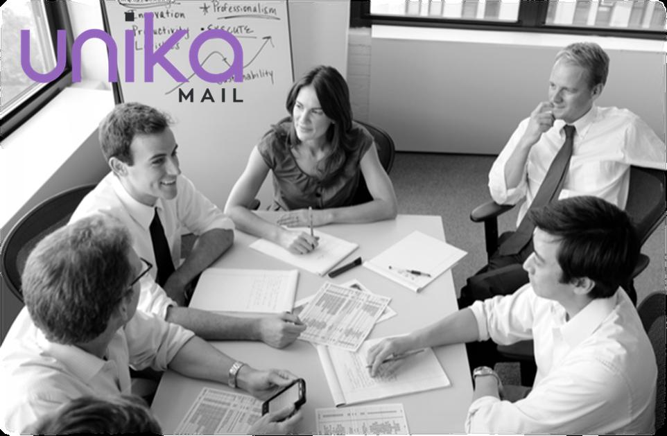 Server mail – collaborazione in ambito professionale