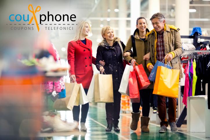 """CouPhone – un servizio per """"Loyalty Card"""" e campagne SMS"""